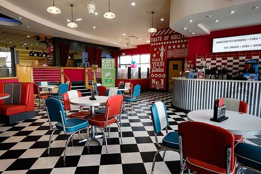 Restaurantes-Hollygood