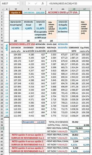 Excel Opcion 4