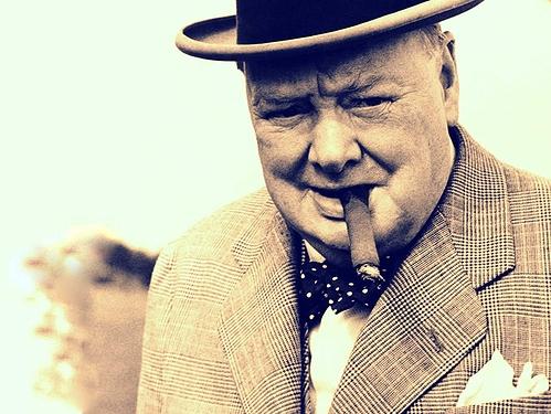 Churchill-puros