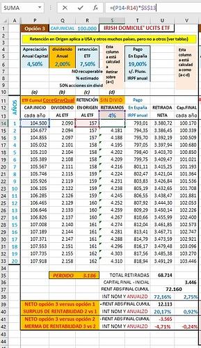 Excel Opcion 3