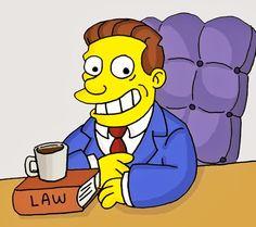 8b1208dc0e033a65b31a2785670c9585--the-simpsons-lawyers