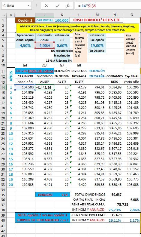Excel Opcion 2